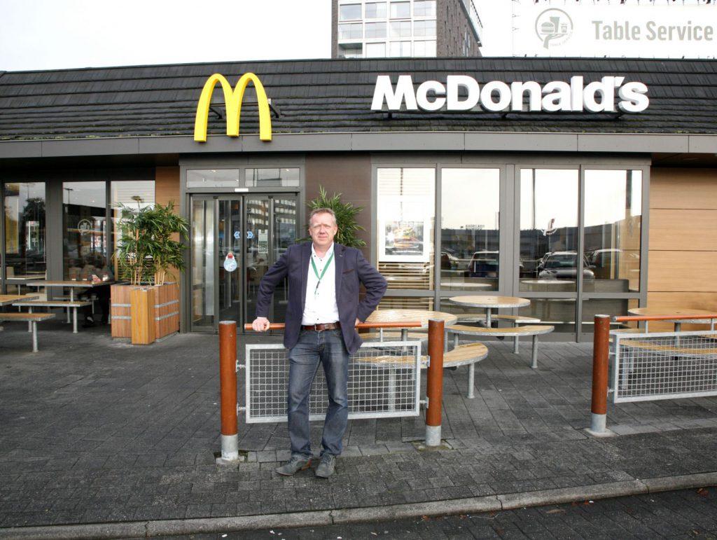 Hoofdsponsor Henk Sijtsma