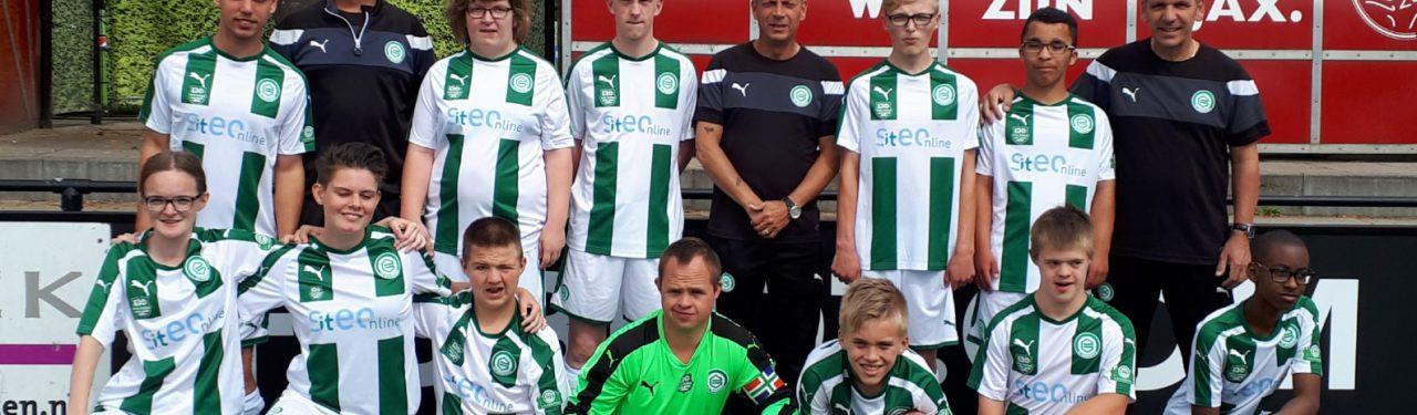 Ajax Teamfoto (groot)
